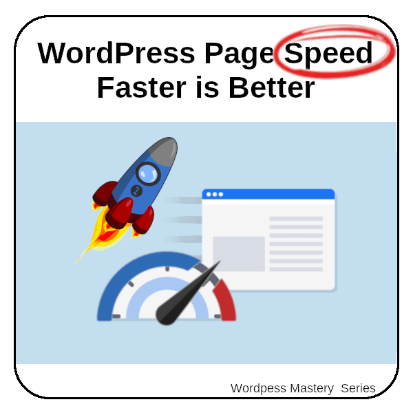 WPM05-WordPress Page Speed